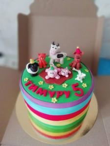 Дитячі торти, фото IMG-4e4f