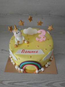 Дитячі торти, фото IMG-d68