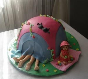 Торт на девичник, фото 0002