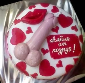 Торт на девичник, фото 0011