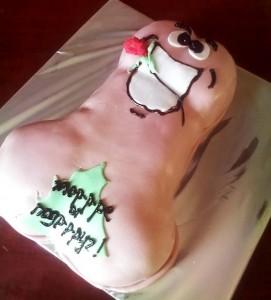 Торт на девичник, фото 0012