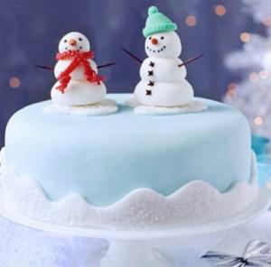 Торт на Новий Рік, фото 01