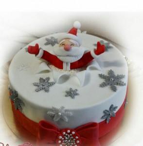 Торт на Новий Рік, фото 03