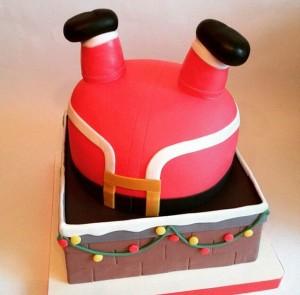 Торт на Новий Рік, фото 04
