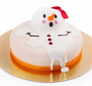 Торт на Новий Рік, фото 05