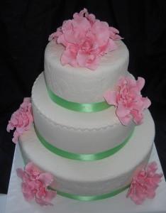Свадебные торты, фото 49