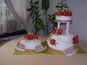 Свадебные торты, фото 50