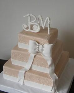 Свадебные торты, фото 51