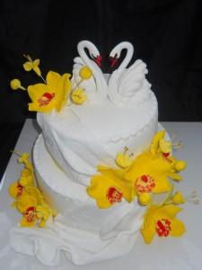 Свадебные торты, фото 52