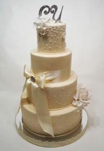 Свадебные торты, фото 53