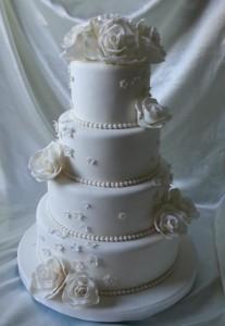 Свадебные торты, фото 54
