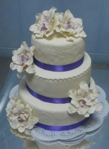 Весільні торти, фото 56