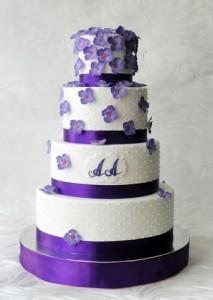 Свадебные торты, фото 57