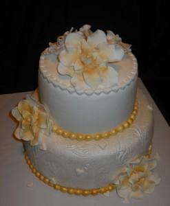 Свадебные торты, фото 58