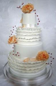 Свадебные торты, фото 59