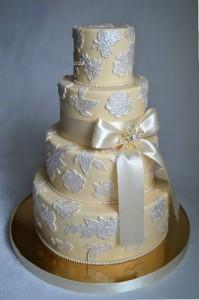 Весільні торти, фото 60