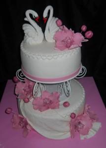 Весільні торти, фото 64