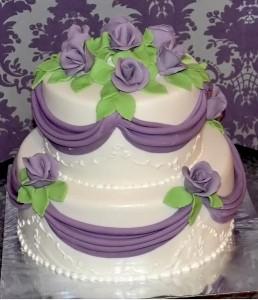 Свадебные торты, фото 67