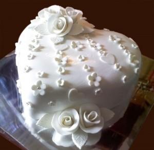 Свадебные торты, фото 68