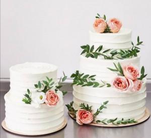 Свадебные торты, фото 0011