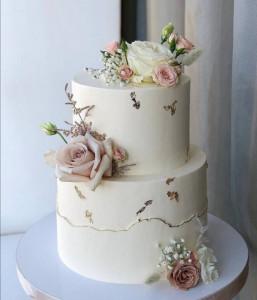 Свадебные торты, фото 0012