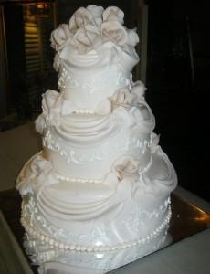 Весільні торти, фото 70