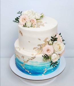 Свадебные торты, фото 0013