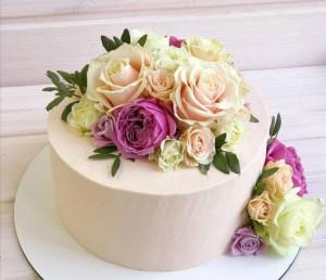 Свадебные торты, фото 0014