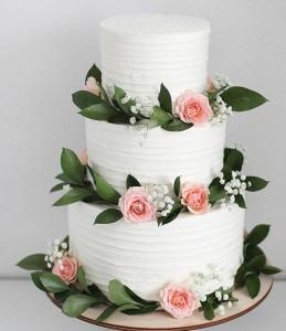 Свадебные торты, фото 0018