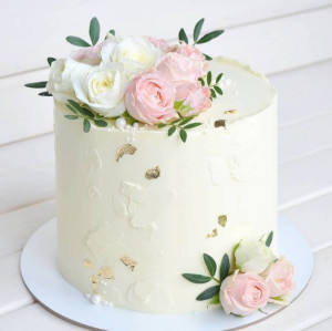 Свадебные торты, фото 002