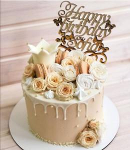 Свадебные торты, фото 0020