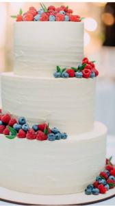 Свадебные торты, фото 0021