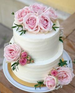 Свадебные торты, фото 0024