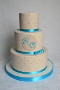 Свадебные торты, фото 86