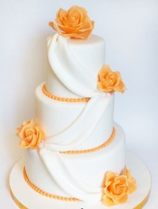 Свадебные торты, фото 87