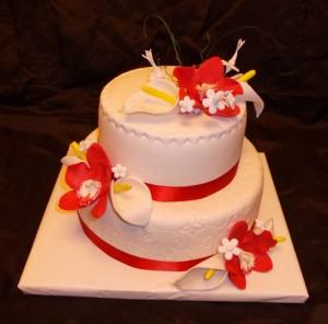 Свадебные торты, фото 88