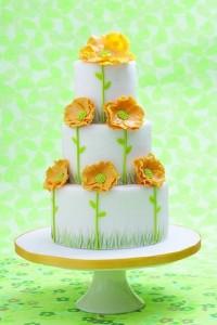 Весільні торти, фото 89
