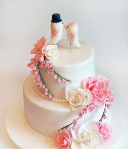 Свадебные торты, фото 90