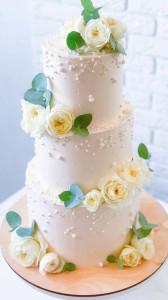 Свадебные торты, фото 0025