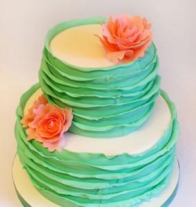Свадебные торты, фото 92