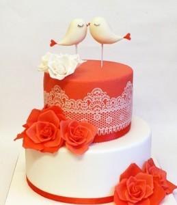 Свадебные торты, фото 94