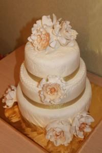 Весільні торти, фото 95