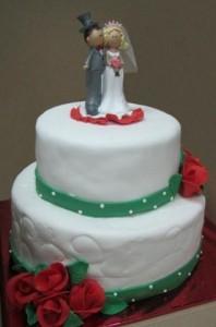 Весільні торти, фото 96