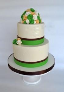 Свадебные торты, фото 99