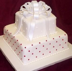 Свадебные торты, фото 100
