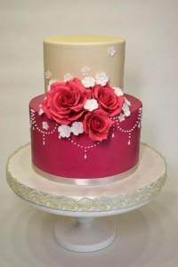 Свадебные торты, фото 101