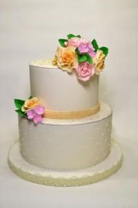 Свадебные торты, фото 102