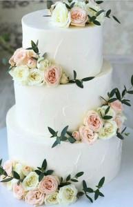 Свадебные торты, фото 0028