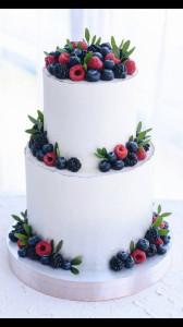 Свадебные торты, фото 0029