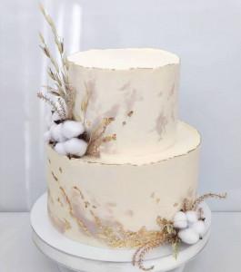 Свадебные торты, фото 003